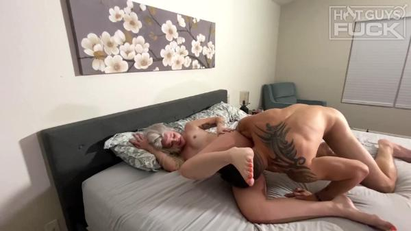 Hot Guys Fuck – Filmed By A Woman Chase Arcangel Fucks Halle Storm
