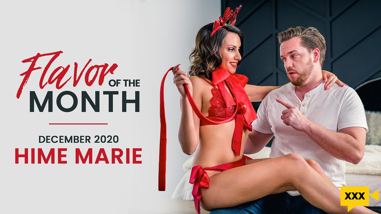 [18+] Step Siblings Caught – Hime Marie: December 2020 Flavor Of The Month Hime Marie (2020) FULLHD 194MB