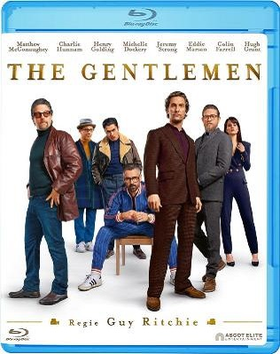 The Gentlemen (2019).avi iTALiAN AC3 BDRip XviD