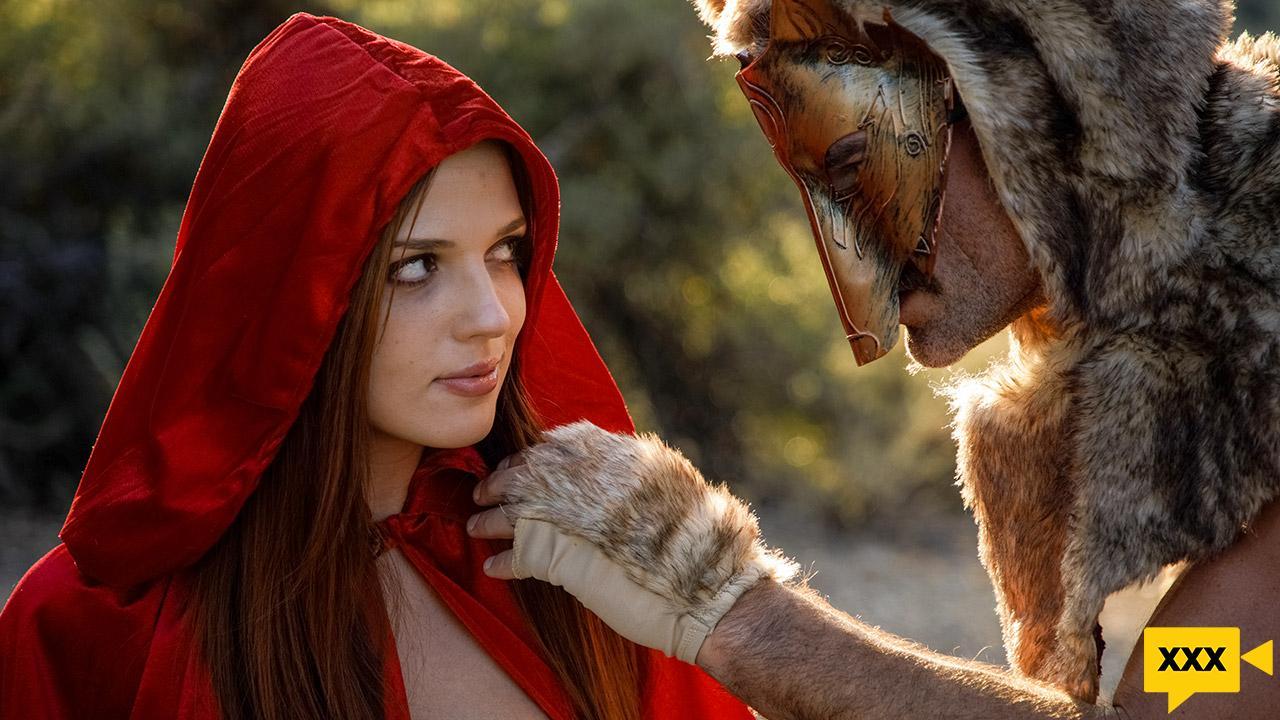 [18+]  Tough Love X – Scarlett Mae: Red Riding Hood X (2020) FULLHD 122MB