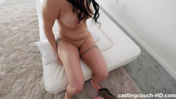 Casting Couch – HD – Macey – Thick White Girl Is FREAKY!
