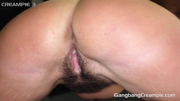 Gangbang Creampie – Deep In The Cream October Edition