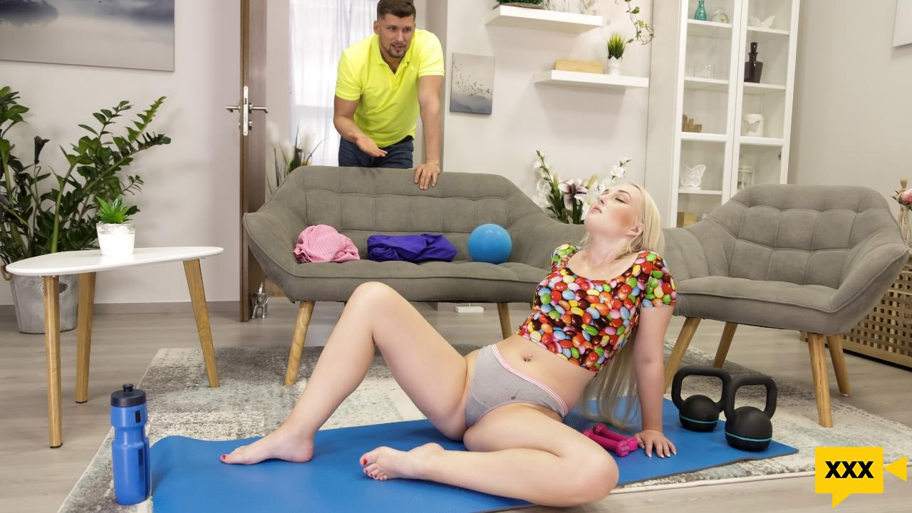 [18+] RK Prime – Lovita Fate: Turning Up The Heat For Her Workout (2020) FULLHD 157MB