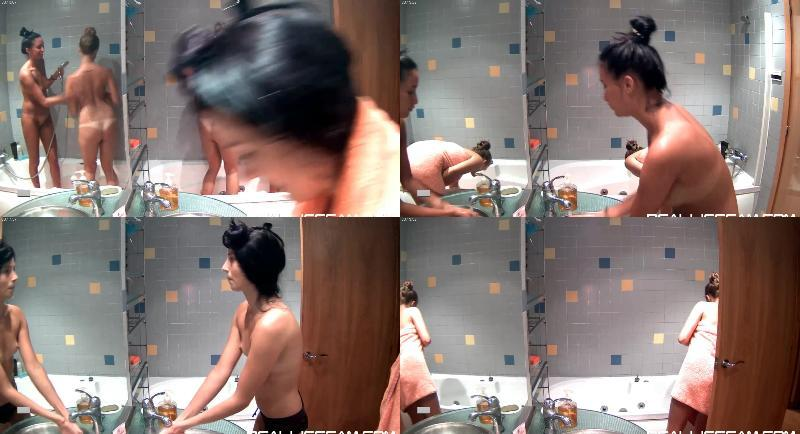 178271726 0411 spy irma ilona polya and lola in bathroom   spy sex voyeur - Irma, Ilona, Polya And Lola In Bathroom - Spy Sex Voyeur / Nude SpyCam Girls